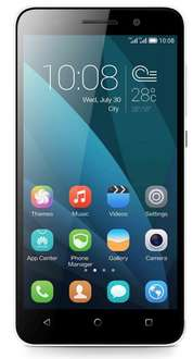 "Huawei Honor 4X - LTE, 5.5"" HD-Dis­play, Oct­a­Co­re, 2GB RAM, 13MP Ka­me­ra für 162,13€ bei Amazon.es"