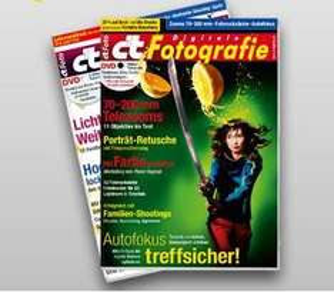 c't Digitale Fotografie Magazin + 18€ Amazon Guthaben für 12,90€ bei Abosgratis