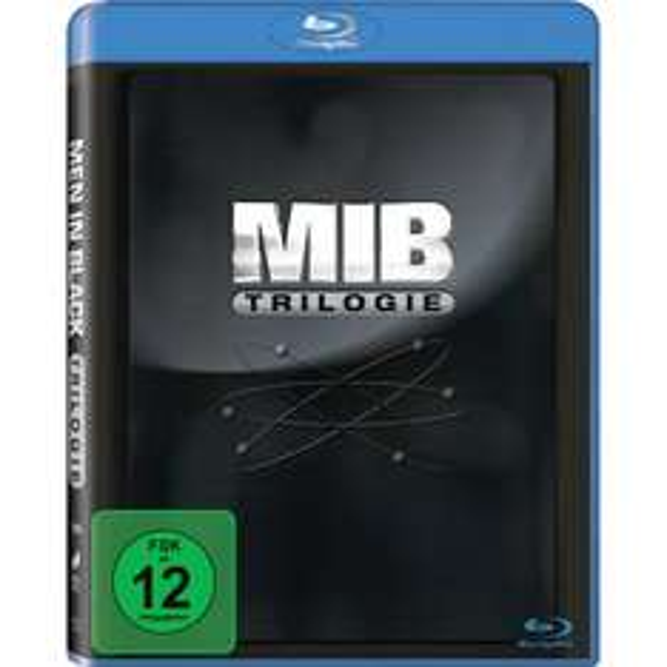 Men in Black - Trilogie (Blu-ray) für 9,99€ bei Saturn.de