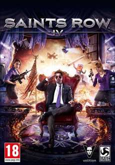 ABGELAUFEN [Steam] Saints Row IV / Saints Row 4 0,99 @ direct2drive