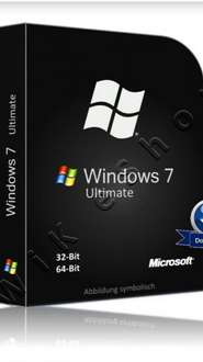 Windows 7 Ultimate für 23,56€