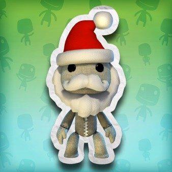 [PSN PS3/PS4/PS Vita] LittleBigPlanet - 2x Weihnachtsmann-Kostüme