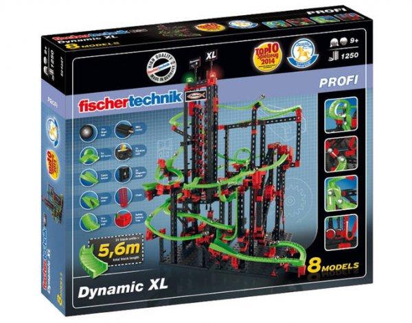 [Spieldiskont] Fischertechnik 524327 - Dynamic XL