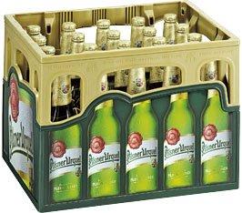 Pilsner Urquell, Jever, Becks für 10,80€ bei Kaufland (Berlin&BB, MV,S & S-A, Thüringen)