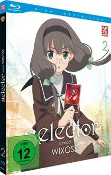 Blu-ray - Selector Spread Wixoss Vol.2 [Vorbestellung] ab €4,99 [@Mediamarkt.de]
