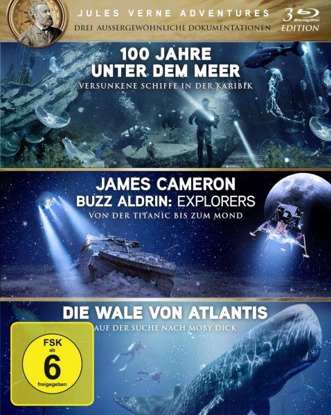 Jules Verne Adventures Box [Blu-ray] für 9,97€ bei Amazon.de (Prime)