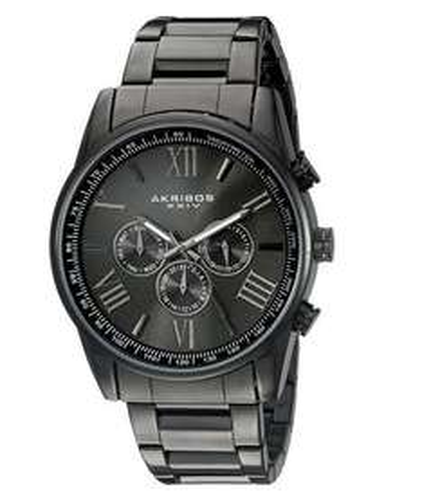 Akribos XXIV Herren Armbanduhr für 66.24€ bei Amazon.com