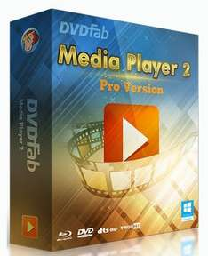 DVDFab Media Player 2 Pro Bluray Player kostenlos