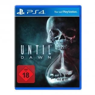 Until Dawn PS4 Spiel für 19€ @redcoon