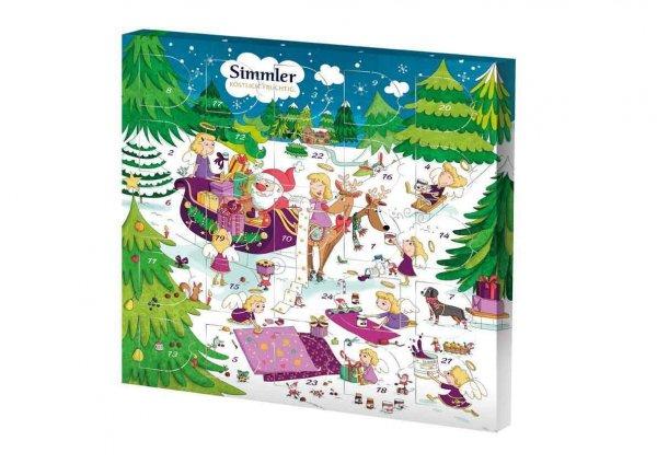 Amazon Prime : Simmler Adventskalender mit feinster Konfitürenauswahl, 1er Pack - Nur 8,99 € statt 24,99 €