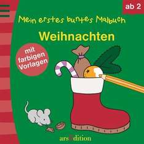 [buecher.de] Malbuch ab 2: Weihnachten (Mängelexemplar)