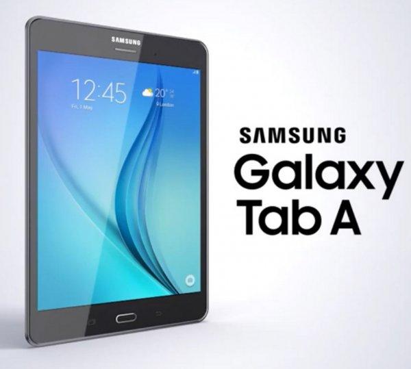 [Saturn] Samsung Galaxy Tab A 9.7 16GB schwarz und weiß für 184€
