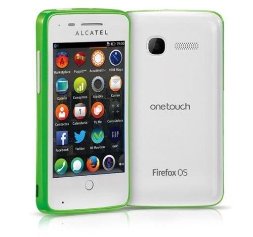 einfaches Smartphone Alcatel 4012X mit TOUCH/  Wifi / UMTS / GPS / 3 Megapixel und Facebook / Twitter / etc fähig 29,99€ @ Ebay