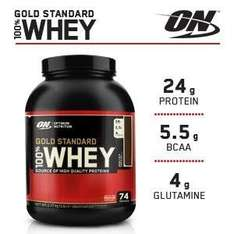 ON Whey Gold Standard 4540g 72,68 € (PVG 92€) + Qipu + VSKfrei ab 50€  @Mic's Bodyshop