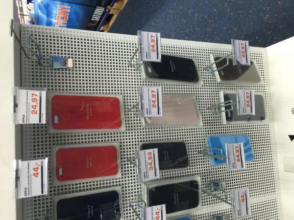 (Lokal) Saturn Berlin Clou iPhone 6/s Plus leather case