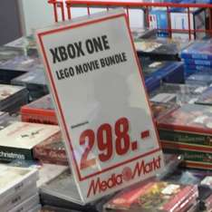 [Lokal Kassel] Xbox one Lego Movie Bundle