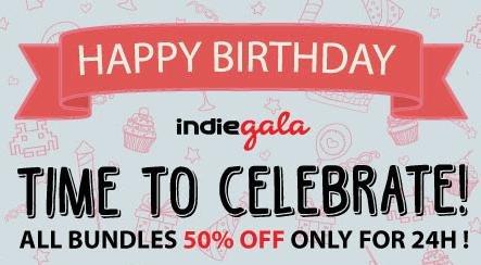 [Abgelaufen] Indiegala - 50% auf alle Bundles