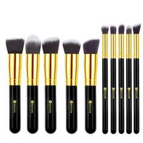 [Amazon Prime] BESTOPE Premium Makeup Pinsel Bürsten Pinselset für 9,99€