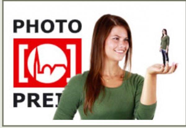 """[Online Öcher Deal- Aachen Photo Preim] 3D Selfie """"Mini Me"""" 3D Druck von sich selbst 54,90€ statt 89€"""