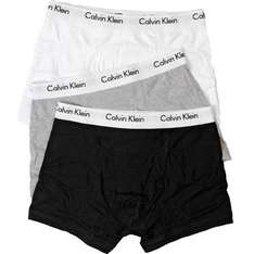[Amazon] Calvin Klein Herren Boxer shorts Trunks, 3er Pack