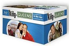 [Blu-ray] The King of Queens HD Superbox (18 BDs) + Agent Null Null Nix (zusammen 58,95€) @ Alphamovies