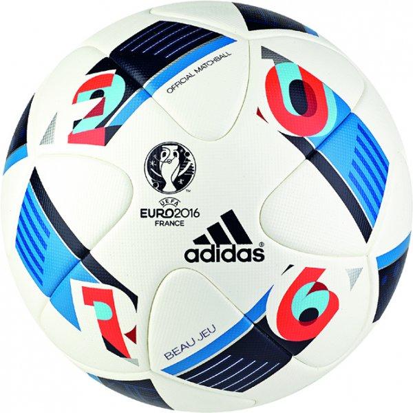 50% Rabatt auf alle Fußbälle - darunter der neue EM Spielball 2016, CL Ball, Torfabrik, Nike etc. - Bei bestimmten Bällen ab 10 sogar inkl. Netz @Trends Sport