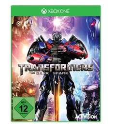 Amazon Prime: Transformers: The Dark Spark - [Xbox One] für 16,32 Euro
