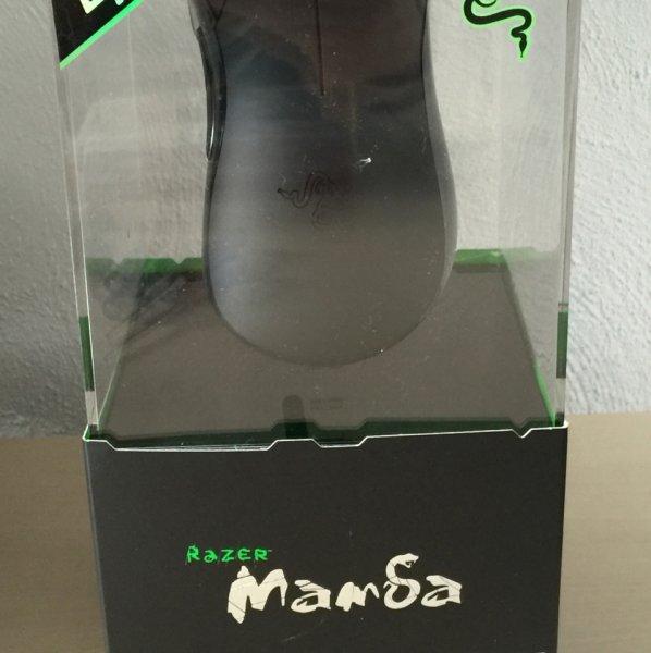 Razer Mamba Gaming Maus 2012