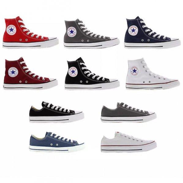 [ebay] Converse All Star Chucks versch. Modelle für 27,92 Euro inkl. Versand