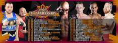Wrestling : wXw: Event vom 27.11.2015 aus Hamburg komplett & kostenlos als Stream u.a.  Karsten Beck vs. Rhyno, Marty Scurrl, Bad Bone