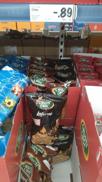 [Lidl] Inferno Chips 0,89 EUR