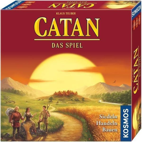Catan-Das Spiel 20,39€ - Die Legenden von Andor 20,39€ - Munchkin Quest 21,24€