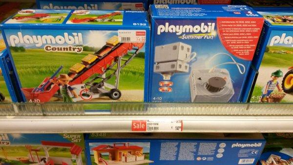 Playmobil country bundle 6132 + 5556 für 11,99 € @ Galerie Kaufhof München NUR NOCH HEUTE