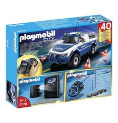 [Galeria Kaufhof] Playmobil City Action - RC-Polizeiauto mit Kamera-Set (5528)