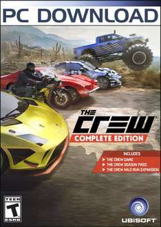 [Uplay] The Crew Complete Edition 13,80€ @ Amazon.com