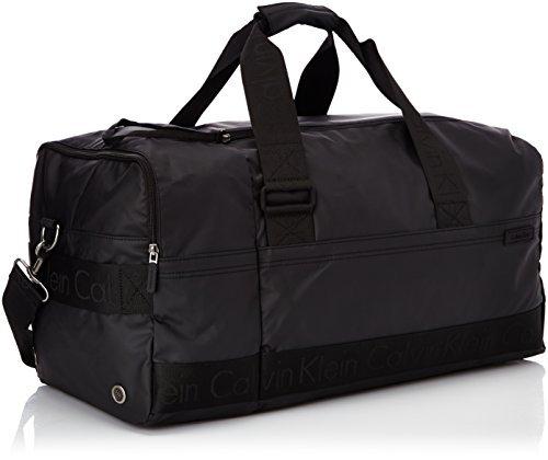 @Amazon: Calvin Klein Jeans Sporttasche Urban 2 Gym Duffle 44 Liters Schwarz (Black) J5EJ500219 für 54 € / Idealo ab 111€