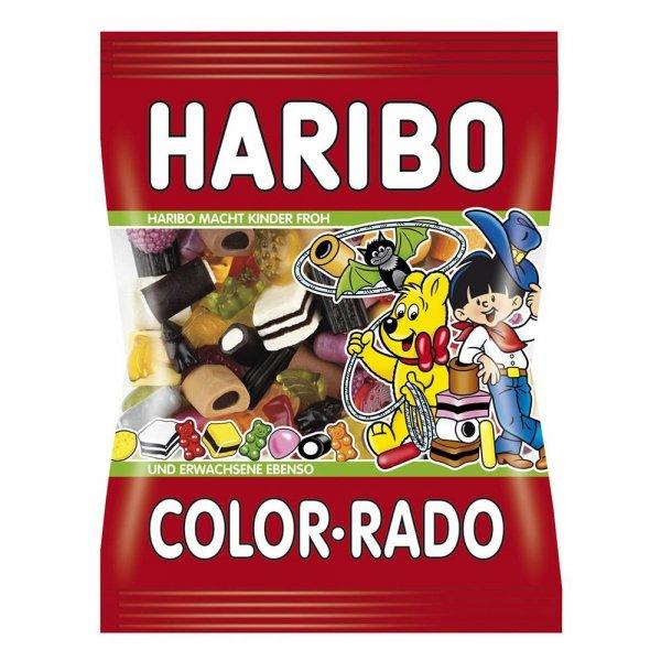@Amazon: Haribo Color Rado , 24er Pack (24 x 100 g)  für 11,03 € = ~0,45€ pro Tüte / Im Handel Angebotspreis meist ab 0,60 €
