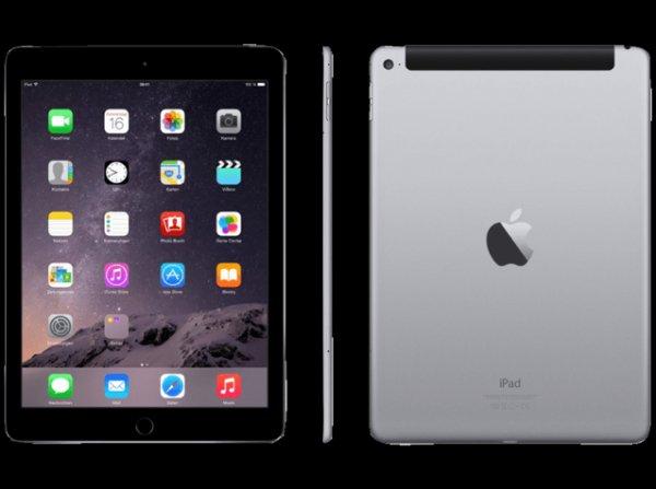 [mediamarkt.de] Apple iPad Air 2 128GB Cellular in Grau für 689€ bei Abholung