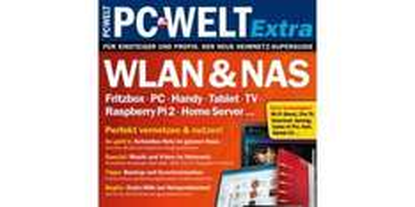 PC Welt Sonderheft 9/2015 WLAN & NAS