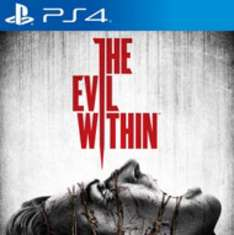 The Evil Within (PlayStation 4)