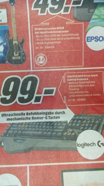 Logitech G910