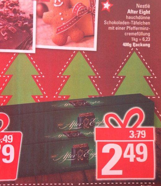 (Marktkauf Minden-Hannover) AfterEight 400 Gramm Packung für 2,49€ anstatt 3,79€