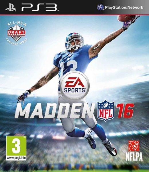 Madden NFL 16 (PS3) inkl. Versand für 38,95 @coolshop.de
