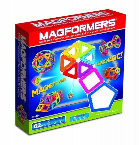 [Coolshop] Original Magformers Set 62 Teile Mag Geos Neu - Lieferbar ab 11.12. -