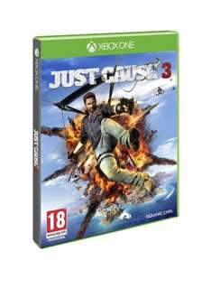 [gamesonly.at] Just Cause 3 [Standard uncut Edition] (Xbox One) 39,99€ + VSK
