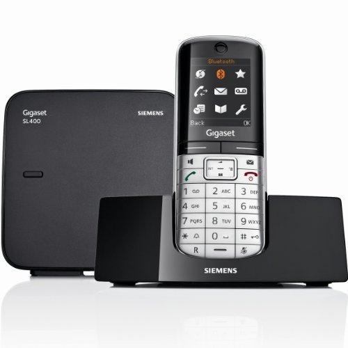 [Amazon.fr] Gigaset SL400 Schnurlostelefon für 54,51 €