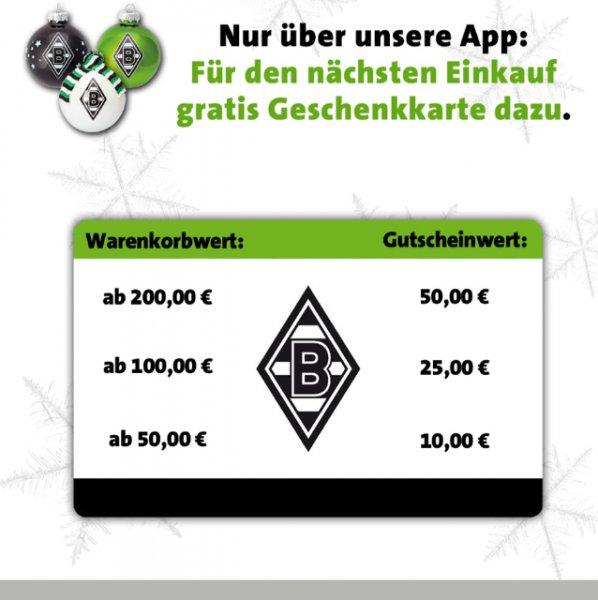 [BorussiAdvent] Gutschein zu Bestellung ab 50€