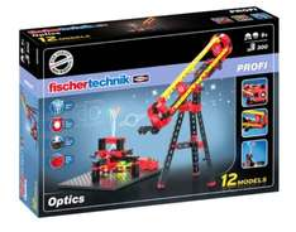 [Spielediskont] Fischertechnik 520399 - PROFI Optics