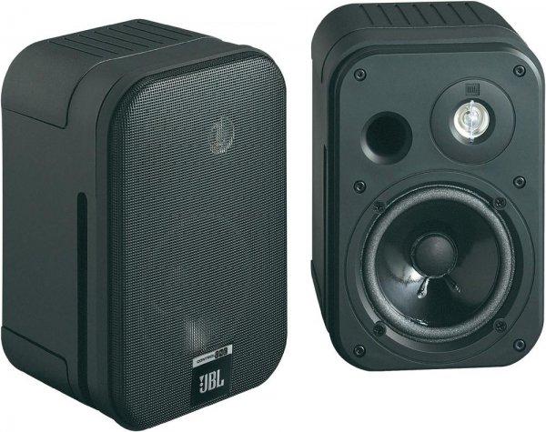 JBL Control One Schwarz Paar für 69,99 Euro online bei Conrad
