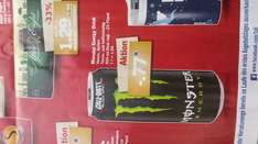 (LIDL) Monster Energy
